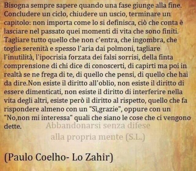 Coelho. Citazioni - aforismi - frasi