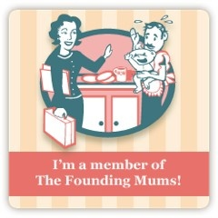 Helping Mums Get Down To Business. That's what I do. Want to join an online/offline community that REALLY helps you grow your business? Then join The Founding Mums' Exchange: #Brisbane -- You should join too! #FoundingMums