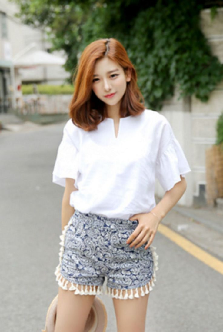 Lovely 65+ Beautiful Korean Short Hairstyles For Steal Of The Look https://www.tukuoke.com/65-beautiful-korean-short-hairstyles-for-steal-of-the-look-11045