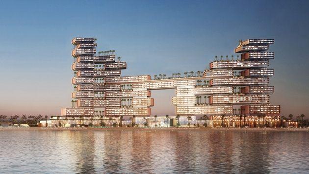 Atlantis The Palm Dubai Set to Add The Royal Atlantis in 2017