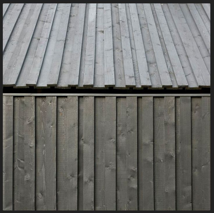 Boards with wide battens