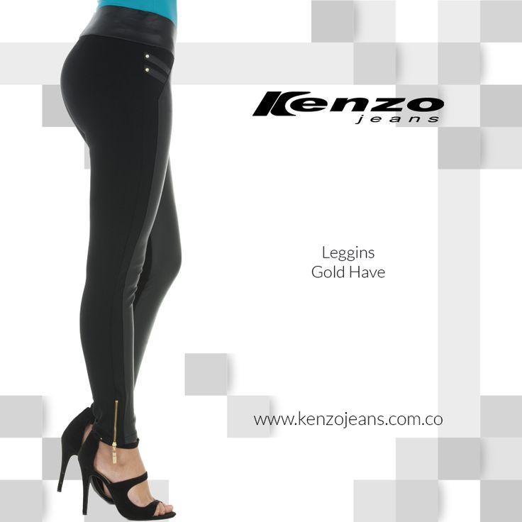Femenina, cómoda y con un toque sofisticado no olvides llevar siempre las últimas tendencias. #KenzoJeans compra ahora en ow.ly/WnGSU