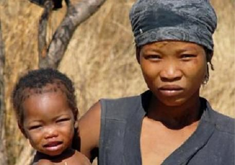 The San African People The First And Oldest On Earth