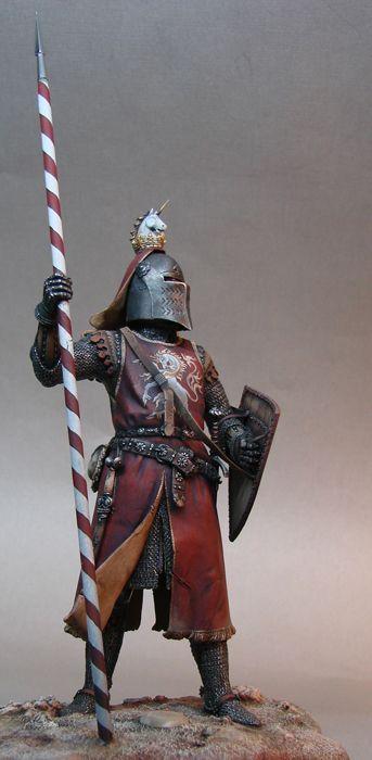 Knight, 13th century