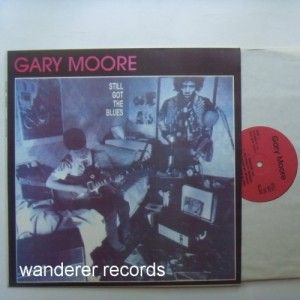 Buy great vinyl records from great sellers all over the worldhttp://www.e-recordfair.com/seller/wanderer/gary-moore-still-got-the-blues-lp-wanderer