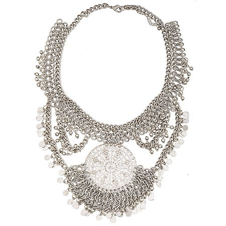 More is More, Right?   #achilleas_accessories #jewelry #necklace #silver #ethnic #boho #style #fashion #awesome #teen #chic #elegant