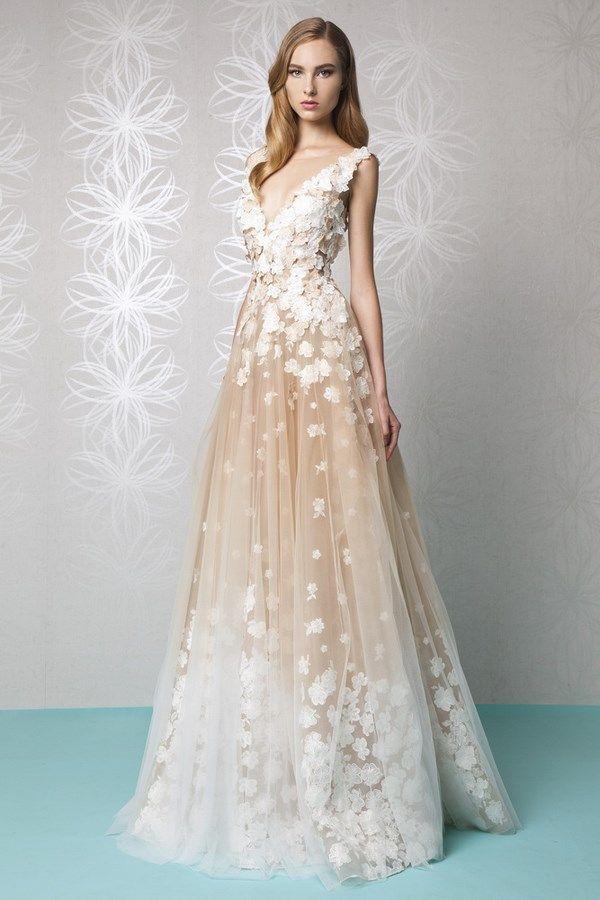 Купить длинное пышное платье в пол