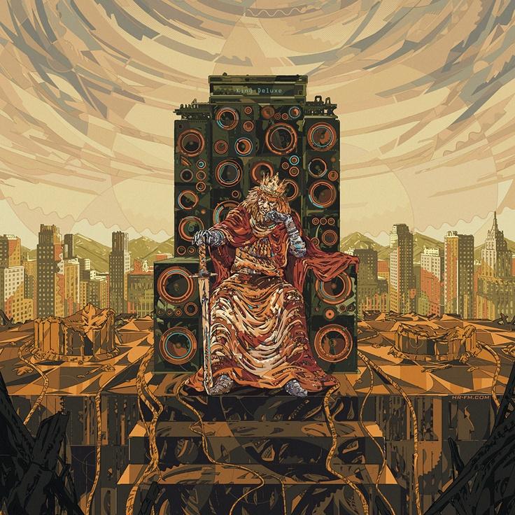 King Deluxe - HR-FM