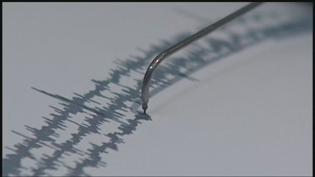 07-27-15 The U.S. Geological Survey recorded a 4.0-magnitude earthquake Monday afternoon near Crescent.