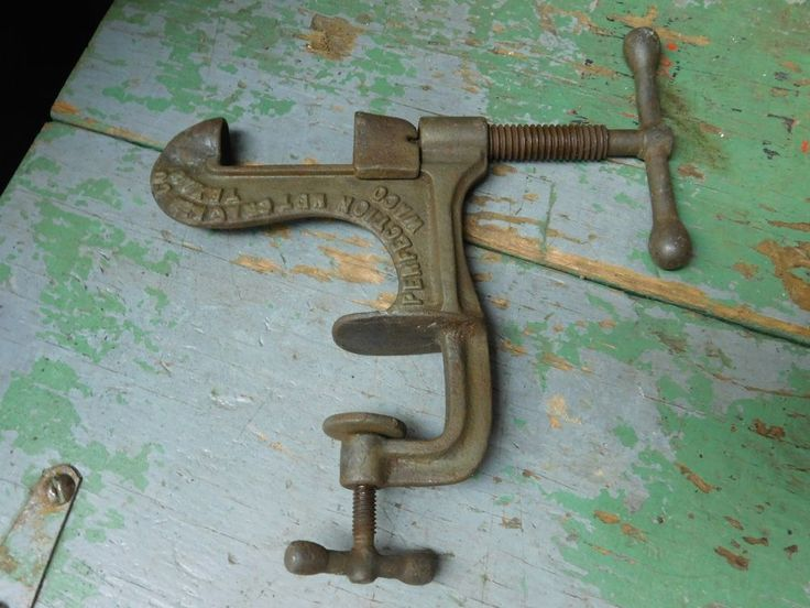 Antique Perfection Nut Cracker Co. Waco, Texas Patent Pending mark #Perfection