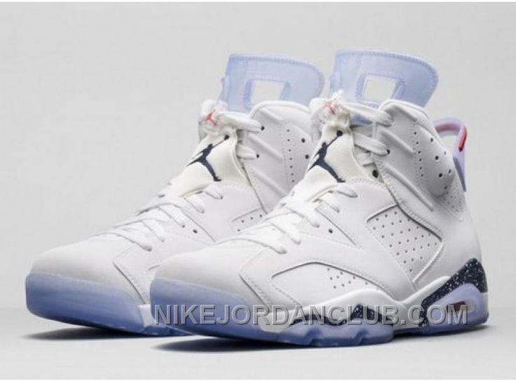 air jordan retro 6 all white