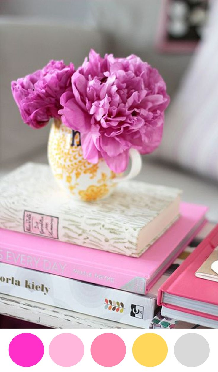 8 Color Inspiring Centerpiece Ideas - Bright   Beautiful