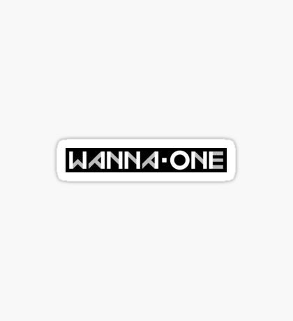 Produce 101- WANNA-ONE (황 미현) ft. Group LOGO Sticker