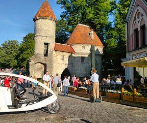 Pieni matkaopas Tallinn