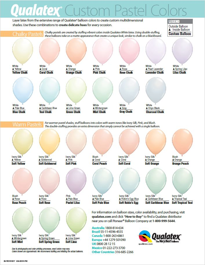 Qualatex Foil Balloon Facts Figures Part 1 From Summer 2015 Catalogue Qualatex Balloons Foil Balloons