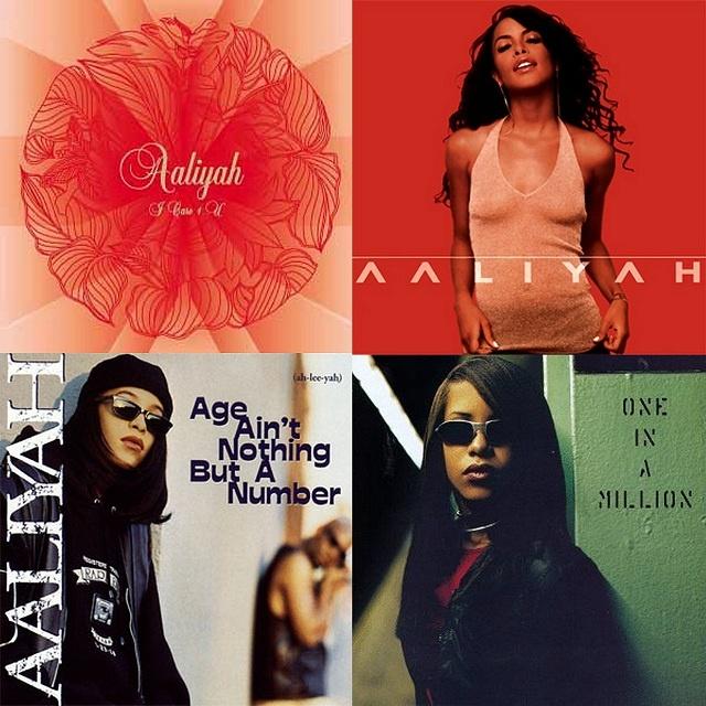 Aaliyah  Got them all