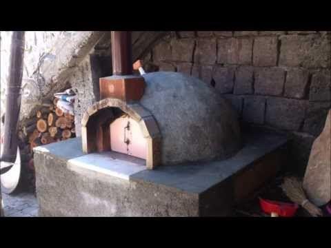 Taş fırın köy fırını Yapımı tas firini koy firini yapimi oven pizza oven - YouTube