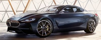 2018 BMW 8-Series Design