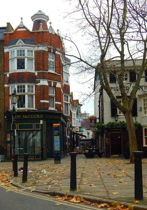 Richmond Upon Thames, London, TW9