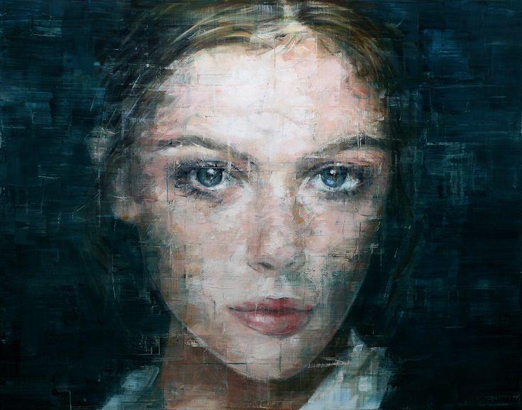 Harding Meyer óleo sobre lienzo 150x190cm °