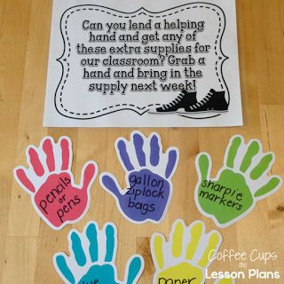 #inexpensive #supplies #parents #school #donate #night