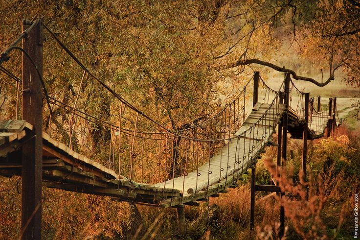 """Istra river, Russia 500px / Photo """"Old Bridge"""" by Konstantin Gribov"""