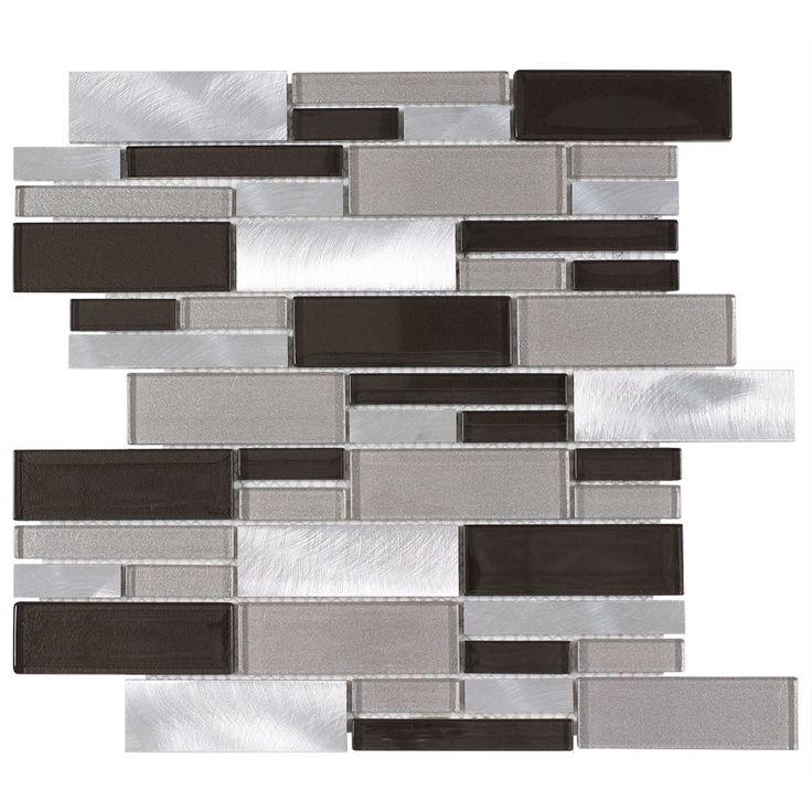 79 best aluminum mosaic tiles images on pinterest   kitchen
