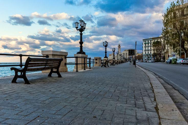 Geführte Stadtrundgänge in Bari von zentral gelegenen Hotels in Bari aus