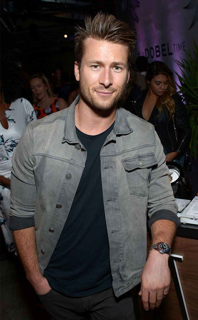 On Dobel Time: A Celebration of Time and Spirit from Party Pics: Hollywood Scream Queens hottie Glen Powell attends the Maestro Dobel Tequila and Hodinkee event at Greenhouse at Platform LA.
