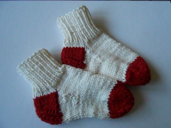saraspysselochbak.blogg.se - Sockor till Märta, Socks for Märta