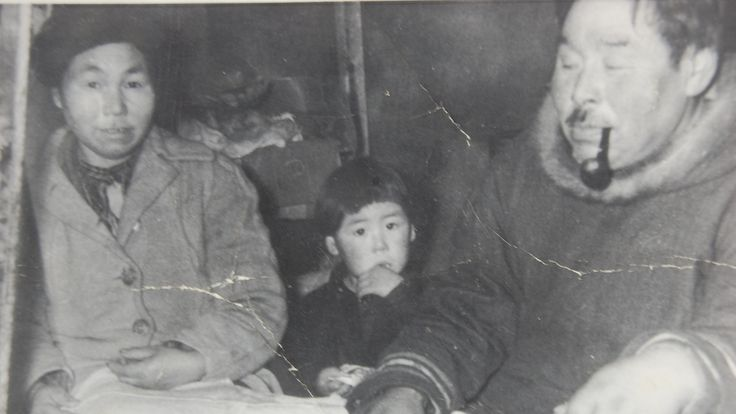 In the 1950s, 87 Inuit were persuaded by the Canadian government to leave their homes with promises of better hunting and the option to return home if they wanted. The promises were broken, and they were forced to stay in what is now Resolute Bay and Grise Fiord.