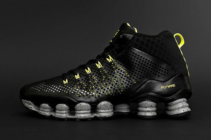 Nike Shox TLX Blackout