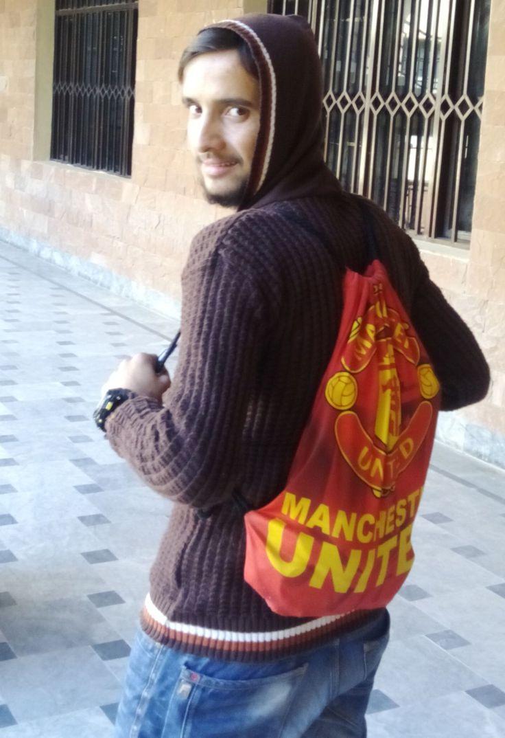 And United fan again 😍