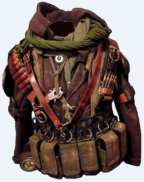 Zombie Survival Clothes
