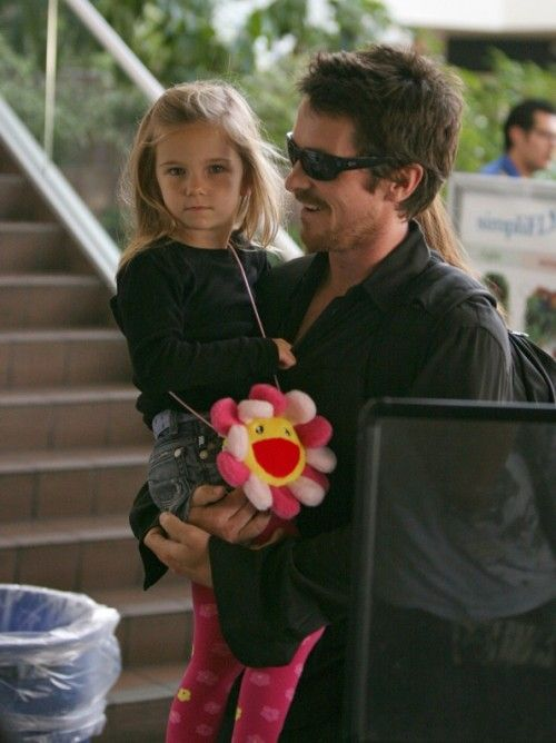 Happy Father's Day: Christian Bale