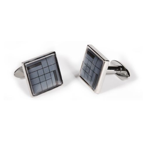 Art Deco Cufflinks from Fox & Chave. Buy from the online gift shop at English Heritage.
