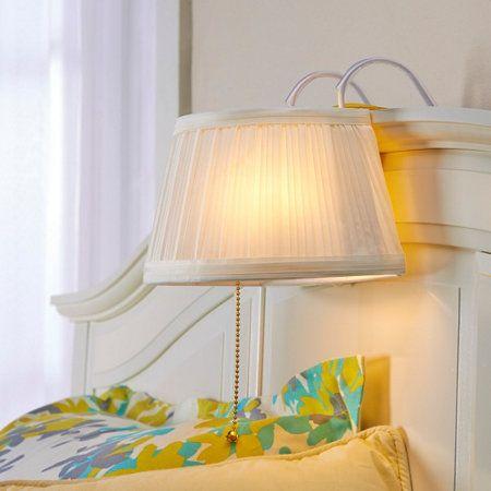 best 25 headboard lamp ideas on pinterest rustic headboard diy pallet bed lights and rustic. Black Bedroom Furniture Sets. Home Design Ideas