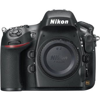 Nikon D800 DSLR camera designed to meet the needs of ardent photographers who demand outstanding performance, reliability, and unparalleled levels of control and versatility in a compact form factor.