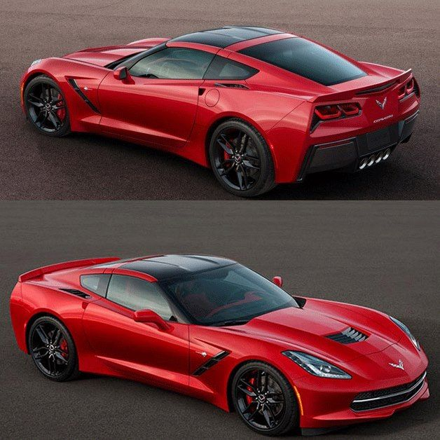 "The new Chevrolet Corvette C7 ""Stingray"" has now been revealed. So what do you think of the latest design and performance figures? (photos courtesy of CorvetteBlogger)"