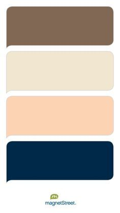 color palette navy and cream - Google Search