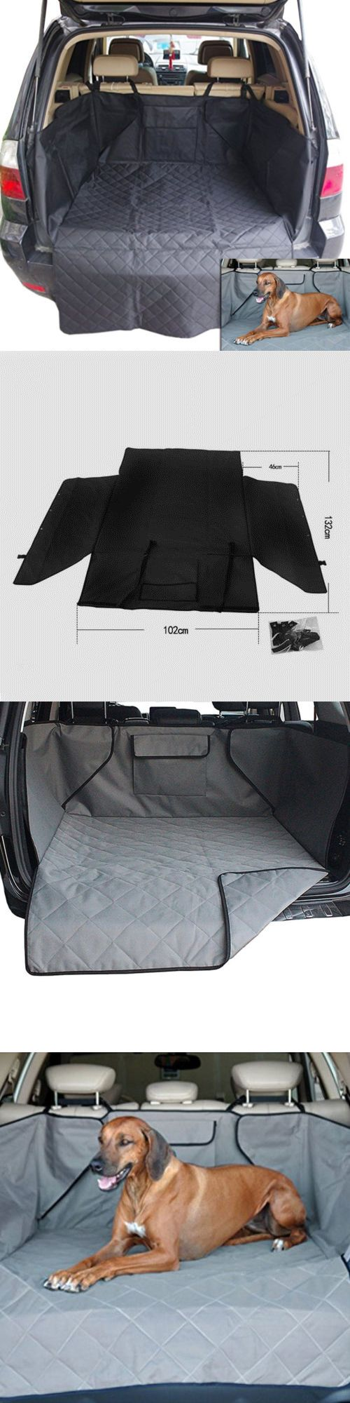 Car Seat Covers 117426: For Pet Dog Back Rear Seat Bench Mat Cover Auto Car Waterproof 600D Oxford Suv -> BUY IT NOW ONLY: $32.84 on eBay!