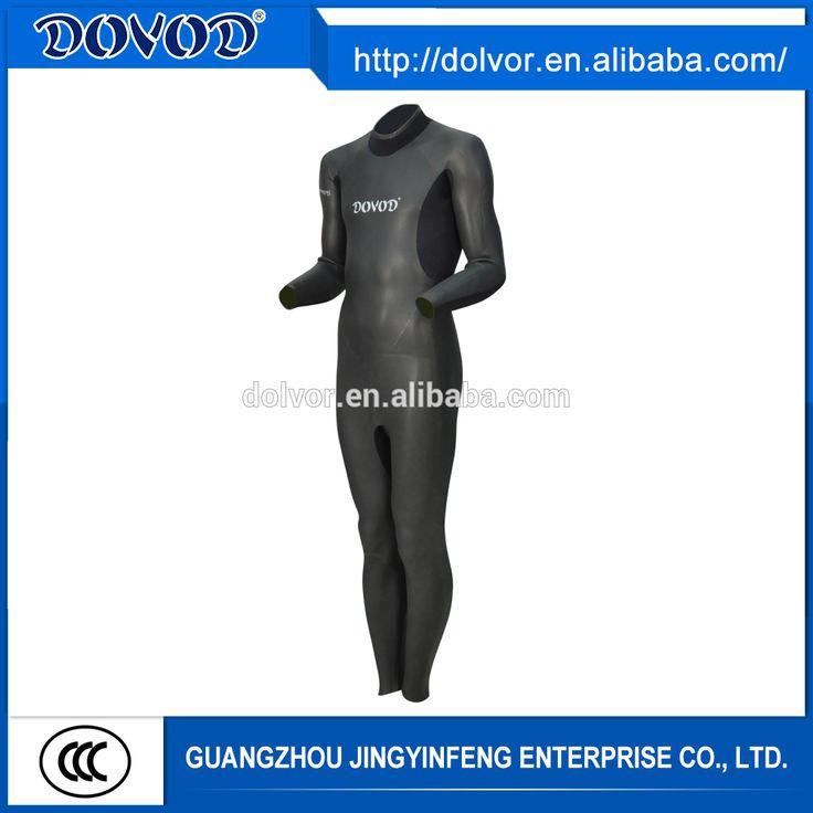 High Quality 3mm/5mm Long Sleeve Scuba Wetsuit(SS-6537)