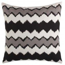 cojn decorativo estampado blanco y negro cojines decorativos en nurybacom tu tienda de