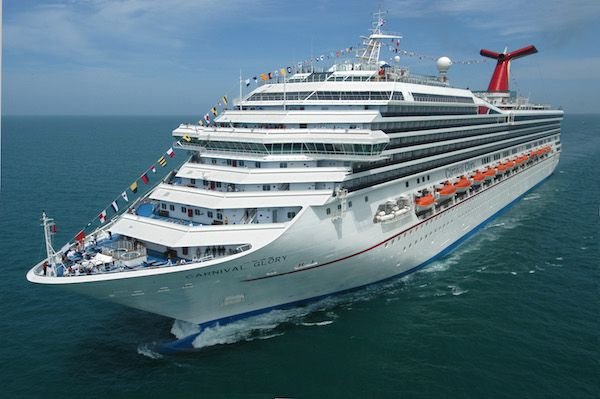 Carnival Says Arrive On-Time or Eat Upstairs