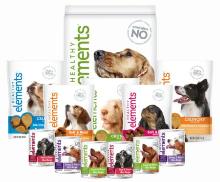 Natural Balance Pet Food for Weight Loss WIN a Healthy Elements Prize Pack for Your Dog + $50 Target Gift Card!