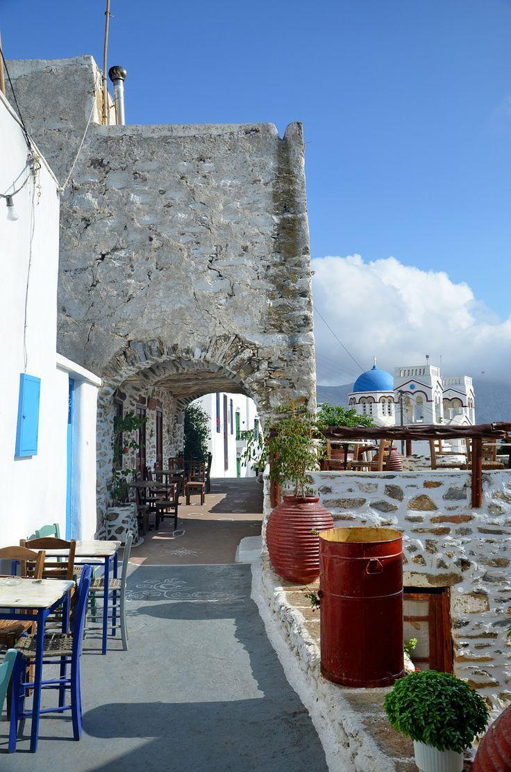 GREECE CHANNEL | ~Chora, Amorgos~