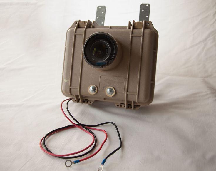 DIY long term time lapse camera