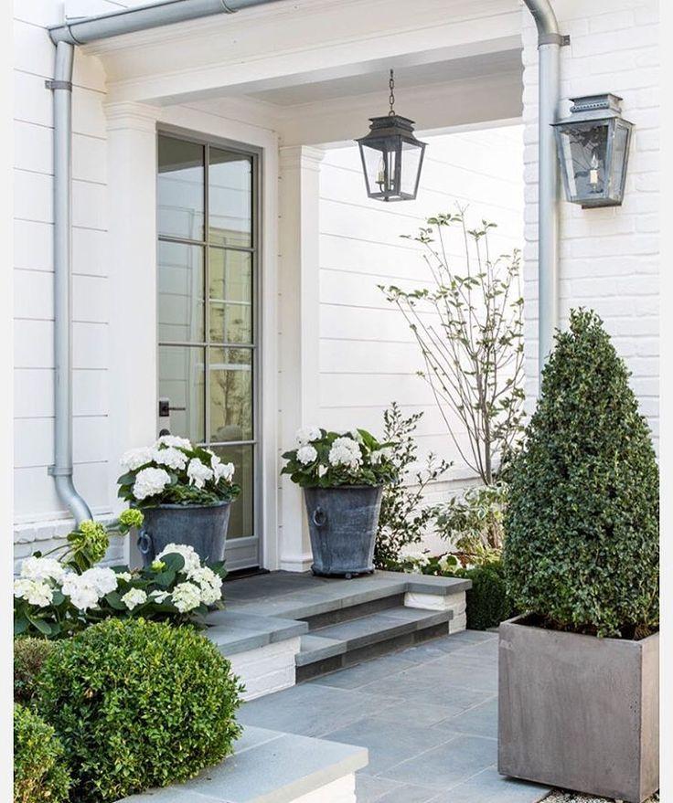 Front Door Step Ideas: 345 Best E N T R Y Images On Pinterest