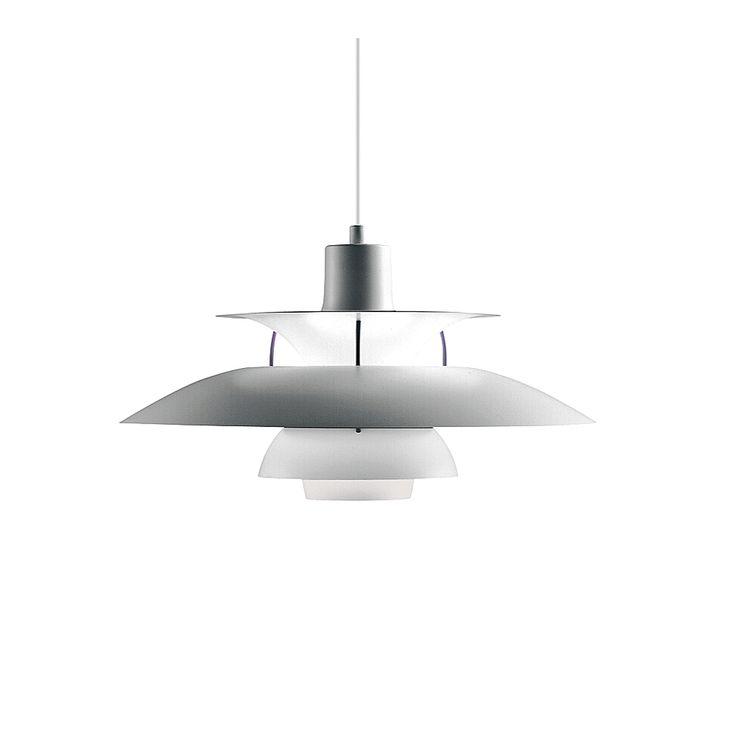 PH 5 pendel  Taklampe Designer: Louis Poulsen  år: 1958