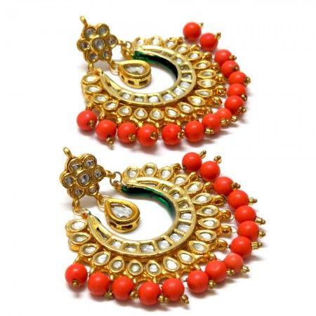 coral-kundan-chand-bali-earrings-3